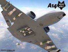 Resultado de imagen de US Air Force A14-B New generation of American fighter