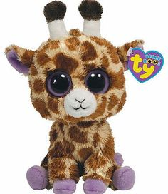Beanie Boos Ty Beanie Boos - Safari the Giraffe Go wild for the Ty Beanie Boos Safari the Giraffe. Safari the Giraffe is a bit of a daydreamer ndash