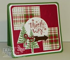 Stampin Up - Frestival of Trees,