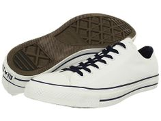 change to white laces - Converse Chuck Taylor® All Star® Specialty Ox