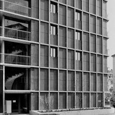 Herzog & de Meuron . Apartment and Office Building Schwitter . Basel (8)