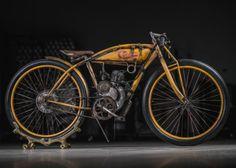 2015 Custom Built Motorcycles Other Vintage Bikes, Vintage Motorcycles, Custom Motorcycles, Cars And Motorcycles, Custom Bikes, Vintage Cars, Vespa, Gas Powered Bicycle, Motorised Bike