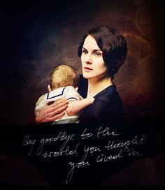 Mother tigress Lady Mary. This I can't wait to see! --Love me some Downton.
