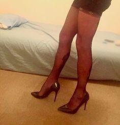 Up and getting ready for work x #tgirlsheaven #tgirl #tgirls #tgirlsdoitbetter #tgirlselfie #transgender #trans #transgirl #lgbt #tg #ts #crossdress #shemalelovers #crossdressing #trannys #transsexual #shemales #shemale #femboy #ladyboy #tranny #trannie #stockings #fetish #nylon #highheels #stilettos #heels #miniskirt #slut #stilettoheelsnylons