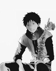 Anime/Manga: Akagami no Shirayukihime/Snow white with the red hair- Obi Manga Boy, Manga Anime, Anime Art, Hot Anime Guys, Anime Love, Otaku, Akagami No Shirayukihime, Snow White With The Red Hair, Natsume Yuujinchou