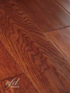 Handscraped And Gorgeous! Construction :  Solid Finish Style :  Handscraped  Width : . Floors DirectFlooringExoticConstruction