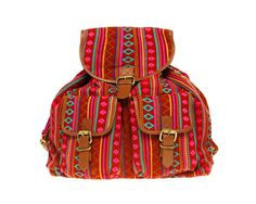 How cool is this aztec bag?
