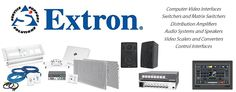 Sales, Specials and Promotions from Extron
