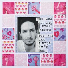 Valentine Scrapbook Page Ideas