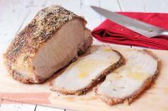 lomo a la sal receta en microondas