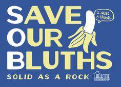 Save Our Bluths T-Shirt | SnorgTees