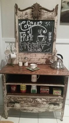 Check out this item in my Etsy shop https://www.etsy.com/listing/232809433/vintage-coffee-bar-dresser
