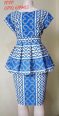 African Ankara peplum dress African Ankara peplum dress - African Ankara peplum dress African Ankara peplum dress - African Ankara peplum dress African Ankara peplum dress - African Ankara peplum d African Fashion Ankara, Latest African Fashion Dresses, African Dresses For Women, African Print Dresses, African Print Fashion, African Attire, Chitenge Outfits, Traditional African Clothing, Shweshwe Dresses