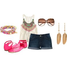 Fun, created by sarahmelo17 on Polyvore