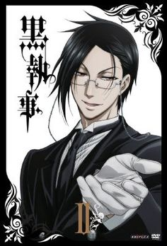 She's Reserved | What Does Sebastian Michaelis Think of You? Sebastian Asks the Questions~ - Quiz | Quotev