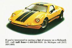 1978 Kelmark GT | Flickr - Photo Sharing!