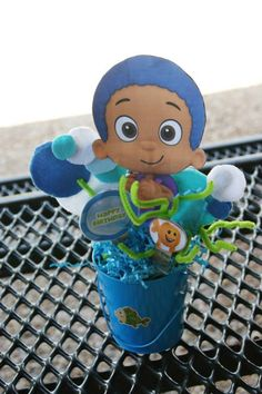 Bubble guppies party decor Second Birthday Ideas, 2nd Birthday Parties, Happy Birthday, Bubble Guppies Party, James Thomas, Bubble Guppies Birthday, Guppy, Fun Things, Party Time