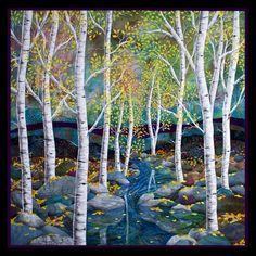 Image result for Quality Quilts landscape patterns Linda Hobbs