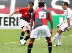 As equipes principais dos dois clubes também se enfrentarão neste domingo, pelo Campeonato Brasileiro  Foto: Mauricio Val/ Vicomm/ Divulgação