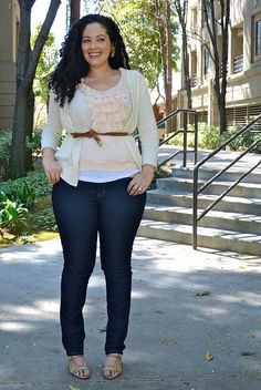 Fashionista: Women' Plus Size Workwear