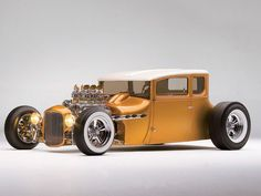 Classic Car: Rod & Custom.