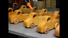 This handmade wooden toy pickup truck is perfect for stocking stuffers, party favors, or even as a cake topper. I make these toy trucks in a variety of colors, woods, and finishes. Although I currently do not have any large ones in my shop, I can make them as large as you need. Custom orders are welcome. #odinstoyfactory #handmade #woodtoys #662919813 #toytruck #pickuptruck #littlewoodtruck #toddlertoy #stockingstuffer #babyshowergift #christmasgift