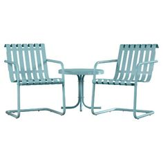 3-Piece Giselle Patio Seating Group