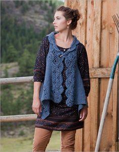 Lapis Wrap Crochet Pattern Sale: $3.90
