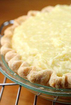 The Best Coconut Cream Pie - Bunny's Warm Oven