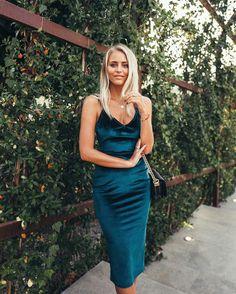 Slip dress, Janni Delér