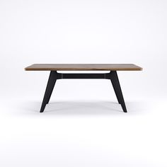 LAVITTA TABLE 180 CM WALNUT
