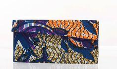 Ankara Clutch Purse  Tribal Wax by teeesdesigns on Etsy, $30.00