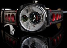 Shop the official REC Watches site. We bring classic, salvaged icons back to life - as a watch. Ducati Monster, Luxury Watches, Panama, Smart Watch, Watches For Men, Thoughts, Clocks, Wristwatches, Wrist Watches