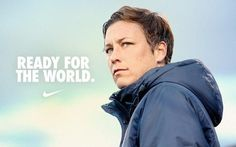 OMG I love Abby wambach. She is my favorite player on the US team  we are ready for the World Cup