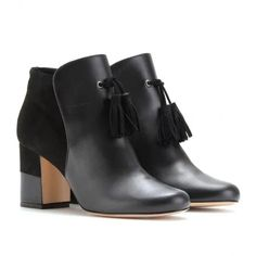 """""""ANKLE BOOTS WITH TASSLED TRIM"""" https://sumally.com/p/545001?object_id=ref%3AkwHNPvaBoXDOAAhQ6Q%3AZ7O2"""