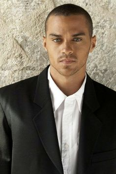 Another one with beautiful eyes... Jesse Williams