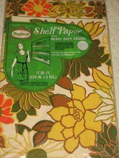 Vintage Roylcraft Shelf Paper w Heavy Duty by 23burtonavenue, $8.00