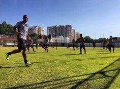 BotafogoDePrimeira: Para manter boa fase, Botafogo aprimora parte físi...