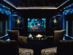 Media Room Design, Pictures, Remodel, Decor and Ideas - page 59