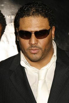 """Al B Sure...sunglasses  I scarcely paid attention to Al B. Sure until the night he and the guys (James Ingram, El DeBarge & Barry White) performed """"Secret Garden"""" on the Soul Train Awards, in '91. Years and years have passed and my attention was alerted to the """"triangle"""" that has formed among Al, Al, Jr. and Sean Combs. I wish """"the adults"""" had handled this train-wreck a different way. I'm passed their stage in life having experienced a sad-ending to a mix-up as bad."""