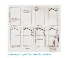#ClippedOnIssuu from Cómo hacer patrones a medida en cinco temas (2)