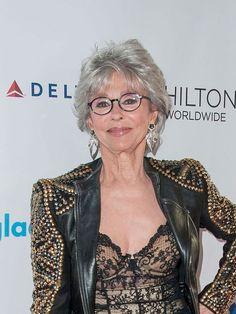 Rita Moreno and George Chakiris to judge Dancing with the Desert Stars