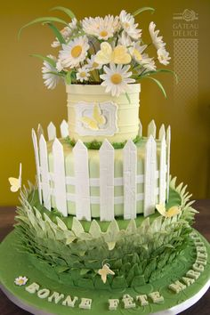 marguerite cake
