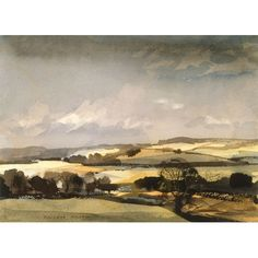 Rowland Hilder - The Downs