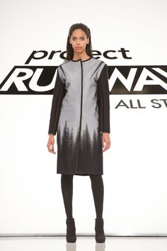 Dmitry Sholokhov look from episode 5 of Project Runway All Stars Season 4Accessories do not come with the clothing