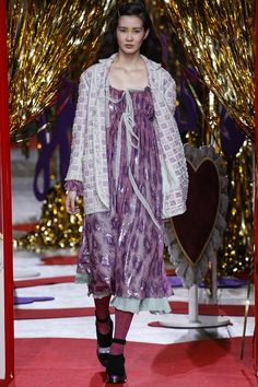 Meadham Kirchoff Autumn/Winter 2014-15