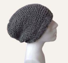 Baby Alpaca Mens Knit hat