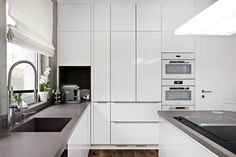 Kitchen Countertops, Kitchen Cabinets, Home Decor, Decoration Home, Room Decor, Cabinets, Home Interior Design, Dressers, Home Decoration