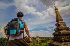 No hay viaje sin mochila a la espalda. ¿Nos enseñas con qué mochila te vas de viaje? #myanmartrip cc @Dakine