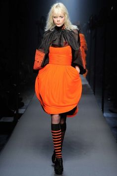 Jean Paul Gaultier Fall 2015 Couture Fashion Show Collection